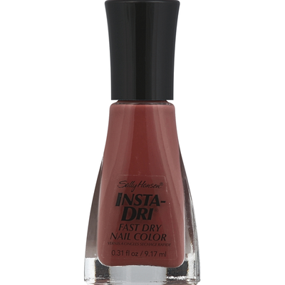 Sally Hansen Nail Color, Fast Dry, Expresso 170
