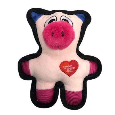 GSC Small Tough Pig Dog Toy