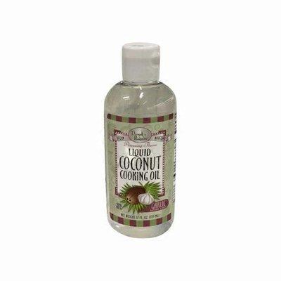 Fun Fresh Foods Garlic Coconut Cooking Oil