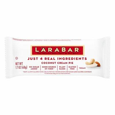 Larabar Fruit & Nut Bar, Coconut Cream Pie