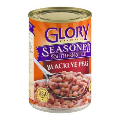 Glory Foods Seasoned Southern Style Blackeye Peas