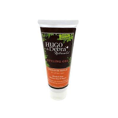 Hugo & Debra Naturals Styling Gel Medium Hold For All Hair Types