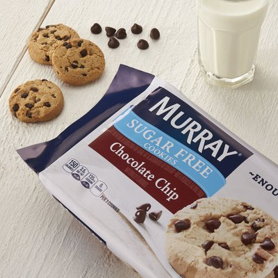 Murray Sugar Free Sugar Free Cookies Chocolate Chip