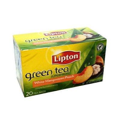 Lipton White Mangosteen Peach Green Tea