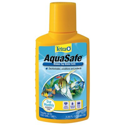 Tetra Water Conditioner for All Fresh and Salt Water Aquariums