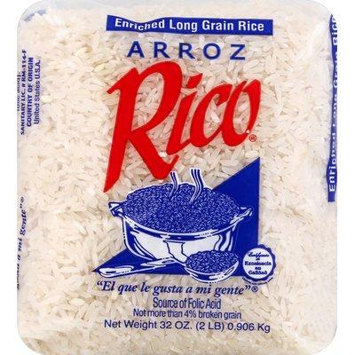 Rico's Long Grain Rice