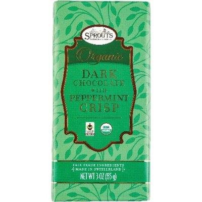 Sprouts 54% Cocoa Dark Chocolate Bar