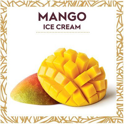 Haagen-Dazs Creamy Mango Ice Cream