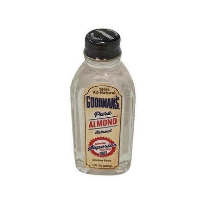 Goodman's Pure Almond Extract