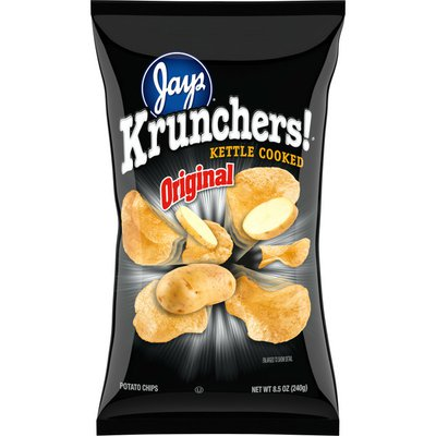 Krunchers® Original Kettle Cooked Potato Chips