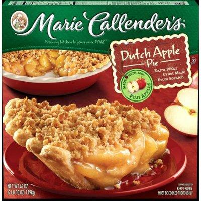 Marie Callender's Dutch Apple Pie