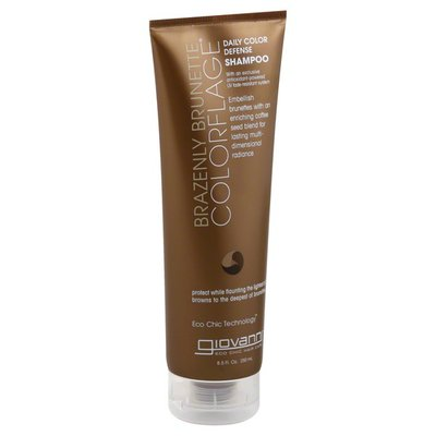 Giovanni Shampoo, Daily Color Defense, Brazenly Brunette