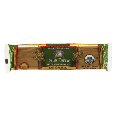 Bella Terra Organic Macaroni Product Capellini Angel Hair