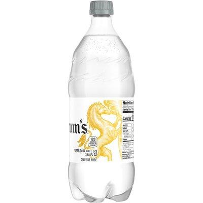 Seagram's Tonic Water Bottle