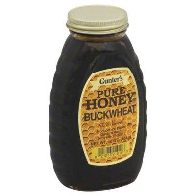 Gunter's Honey, Pure, Buckwheat