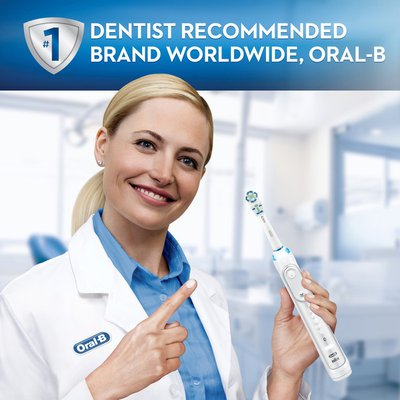 Oral-B Dual Clean Replacement Electric Toothbrush Head