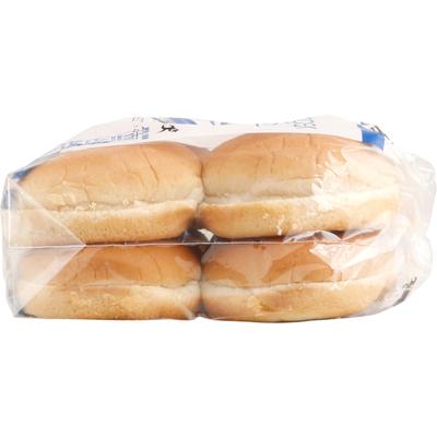 Food Lion Hamburger Buns, Enriched
