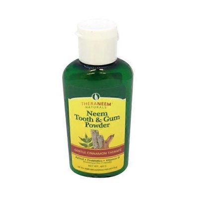 TheraNeem Neem Tooth & Gum Powder Cinnamon Therape