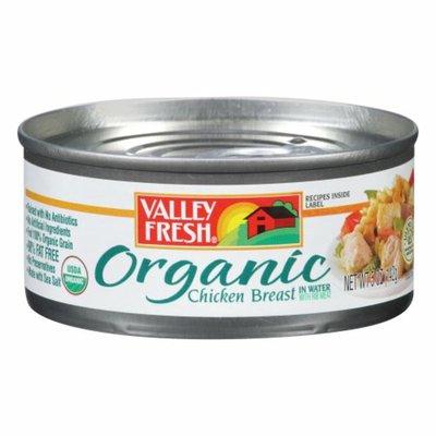 Valley Fresh Organic Chicken Breast in Water