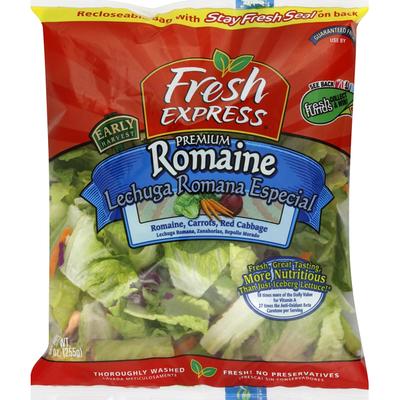 Fresh Express Salad, Premium Romaine
