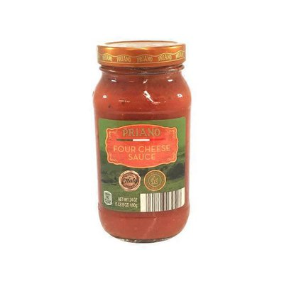 Priano Four Cheese Pasta Sauce