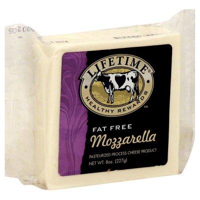 Lifetime Cheese Product, Pasteurized Process, Mozzarella