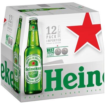 Heineken Light Lager Beer
