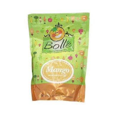 Bolle Mango Flavored Bubble Tea Beverage Mix Powder