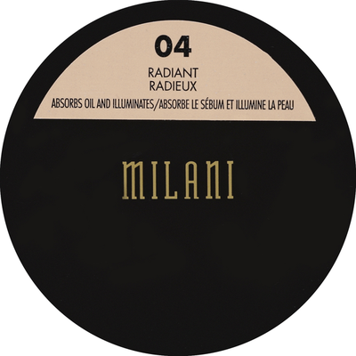 Milani Setting Powder, Radiant 04