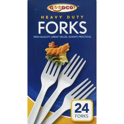 GoodCo Forks, Heavy Duty