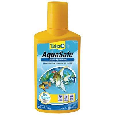 Tetra Aqua Safe Plus Water Conditioner for All Fresh & Marine Aquarium