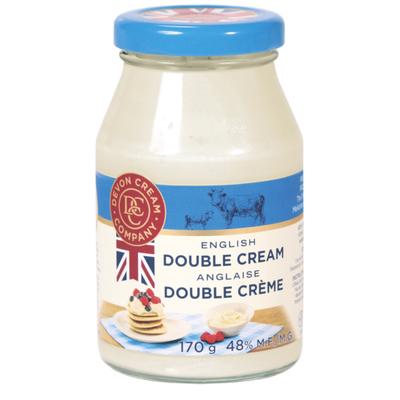 Devon Cream Double Cream, English