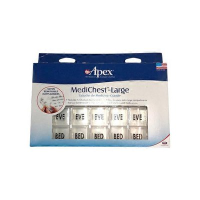 Apex Large MediChest