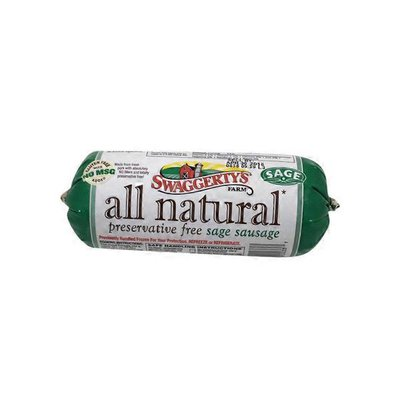 Swaggerty's Farm Preservative Free Sage Sausage