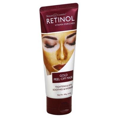 Skincare L De L Cosmetics Peel-Off Mask, Gold