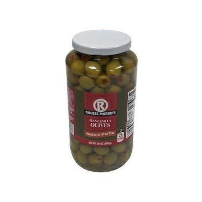 Rouses Manz Olives