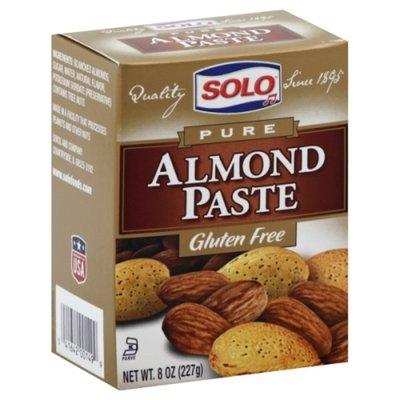 Solo Almond Paste, Pure