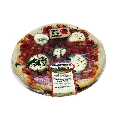 Margherita Stone Pizza