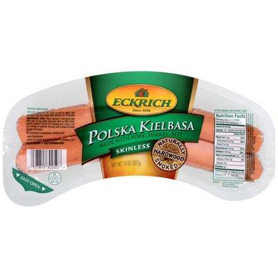 Eckrich Skinless Polska Kielbasa