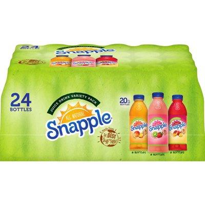 Snapple Variety Pack Juice Drink