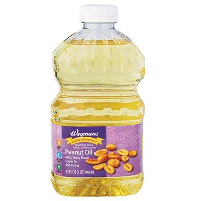 Wegmans Food You Feel Good About Peanut Oil