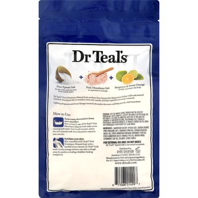 Dr. Teal's Pink Himalayan, Restore & Replenish
