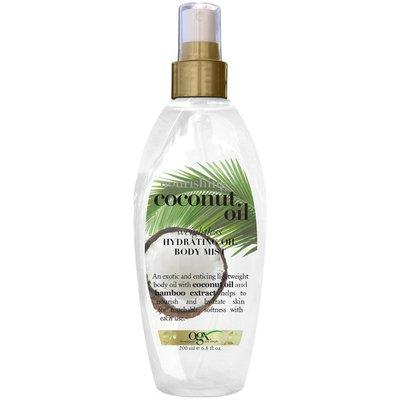 OGX Coconut Oil Nourishing Weightless Hydrating Oil Body Mist Body Oil