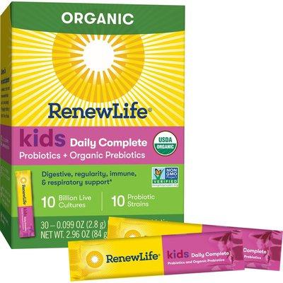 Renew Life Probiotics + Prebiotics