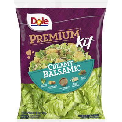 Dole Premium Kit, Creamy Balsamic