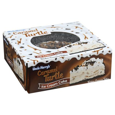 Uncle Harry's Ice Cream Cake, Caramel Turtle