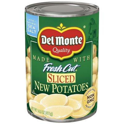 Del Monte New Potatoes, Sliced
