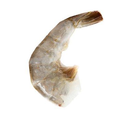 PICS Steamed 16-20 Ct. Raw USA Shrimp