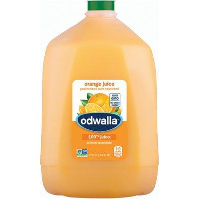 Odwalla Juice, Orange