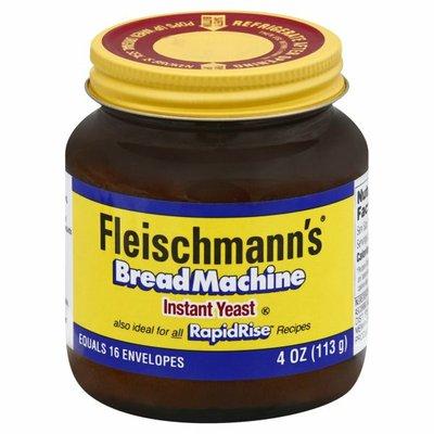 Fleischmann's Bread Machine Instant Yeast